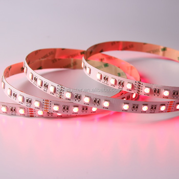 Dc 24v 5050 Rgb White Dimmable Led Strips 24v Ip33/ip55/ip65/ip67 ...