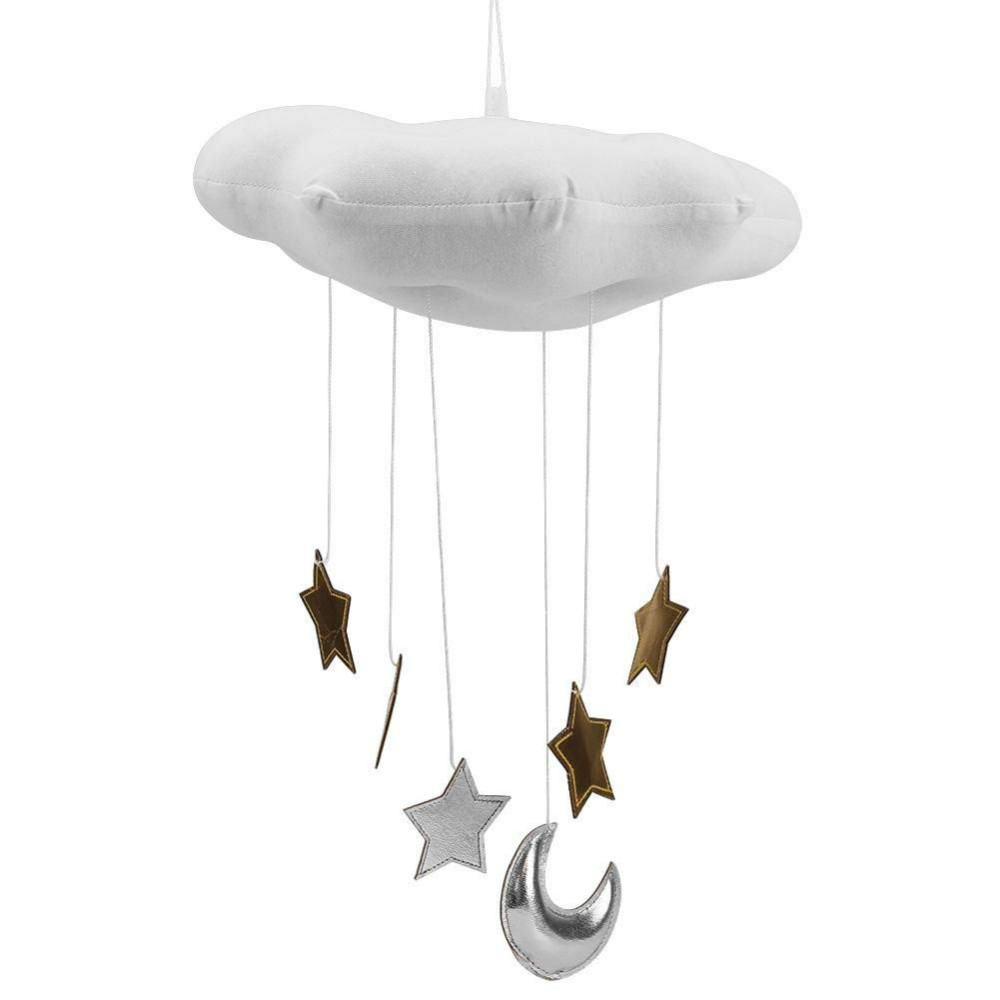 2019 Hot Children's Play Tent Decoration Batma ,Cloud Love Heart Raindrop Hanging Ornament  for Baby Shower Kids Room Decoration