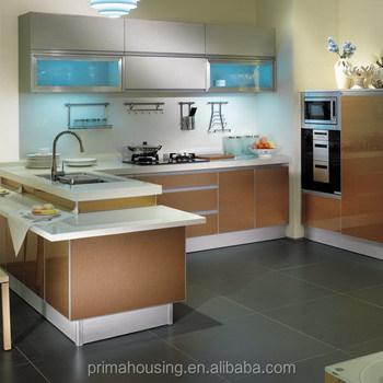 High Gloss Uv Kitchen Cabinets Design Flat Pack Kitchen Cabinets Used Kitchen Appliances