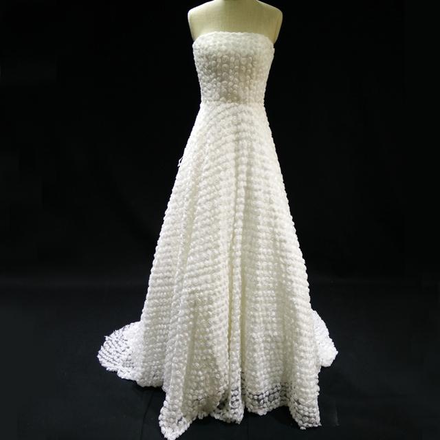 promoción vestido de novia rosa blanca, compras online de vestido de