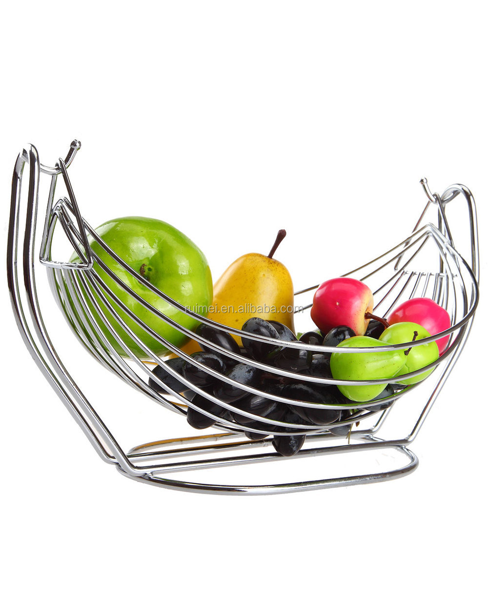 modern wholesale wire fruit basket with net cover  buy wire fruit  - modern wholesale wire fruit basket with net cover