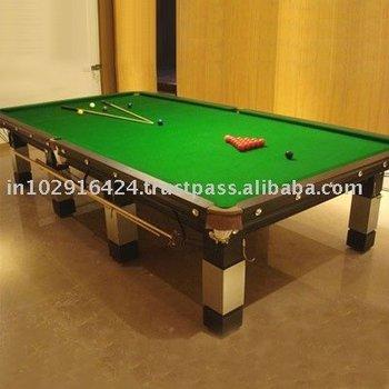Designer Billiards Cum Pool Table