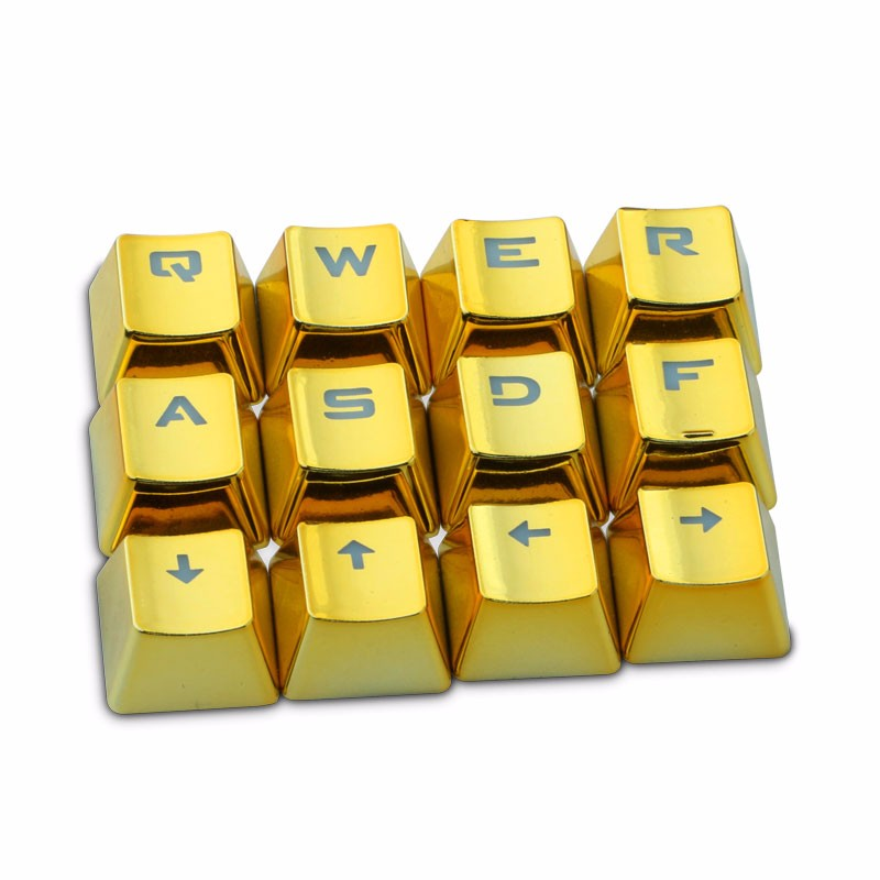 Diy Doubleshot Gold Key Cap For Cherry Mx Outemu Mechanical Keyboard  Bicolor Mold Pbt Keycap With Puller - Buy Gold Keycap,Gold Key Cap,Diy  Keycap