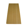 Long Lifetime CE Certificate bamboo flooring with matt surface