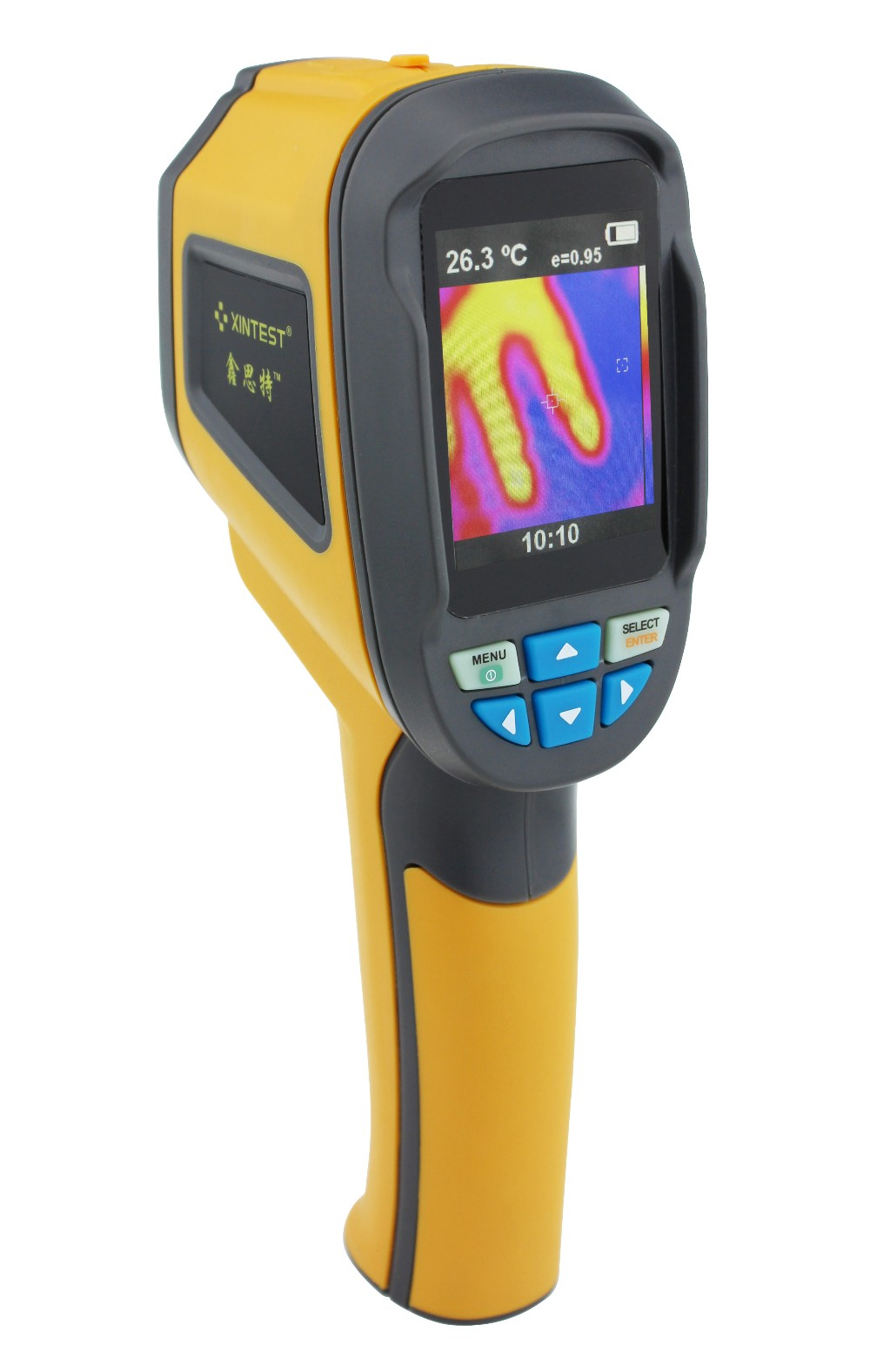 Industrial multi-function Thermal Imagers HT-02 Handheld Digital Infrared Imaging Camera