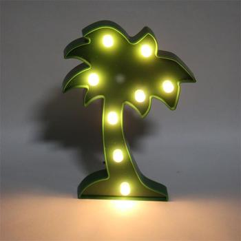 High Quality Lighted Palm Tree