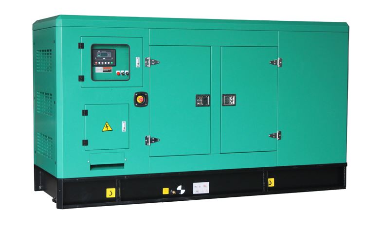 200KW / 250KVA 50hz generator made in uk