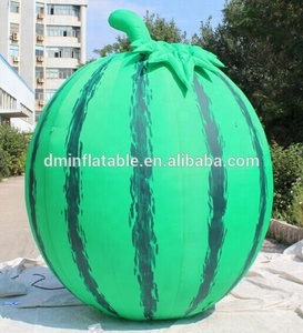 Inflatable Watermelon Inflatable Fruit Vegetable Character for Events and Advertising