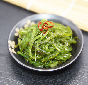 Wholesale asian foods japanese pickled and seasoned seaweed salad for sushi  snack foods