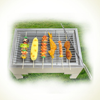 Foshan Jhc Homemade Bbq Small Stainless Steel Barbeque Grill Anese Chacoal
