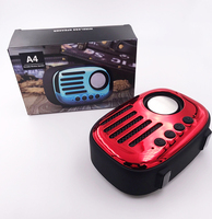 Portable Mini Wireless speaker express ali Present High Sound Quality Speaker With Am Fm Radio