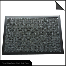 Custom Indoor And Outdoor Widely Use Grass Lawn Door Mat