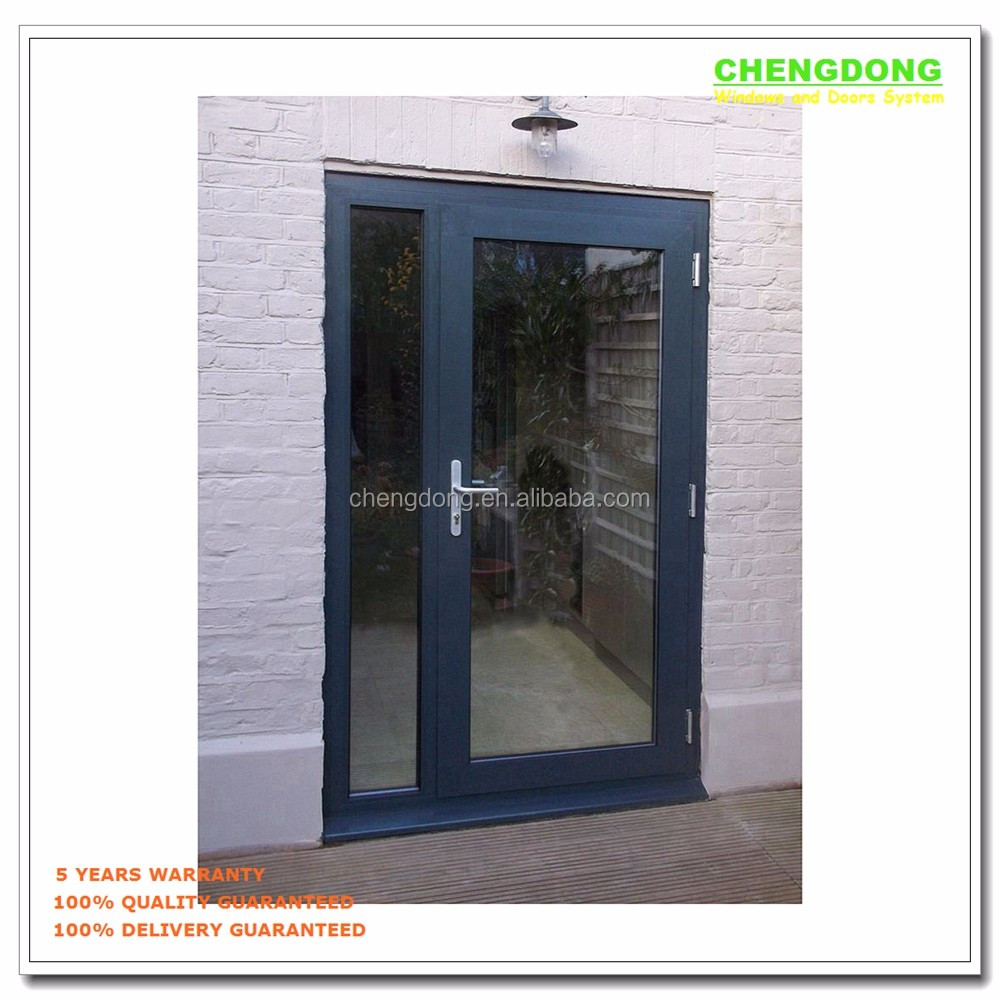 Modern house cheap front door exterior security steel door design