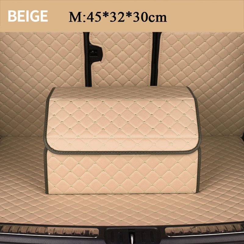 Органайзер для багажника автомобиля, коробка, сумка для хранения Авто, сумка для мусора, складная сумка для хранения больших грузов, укладка...(Китай)