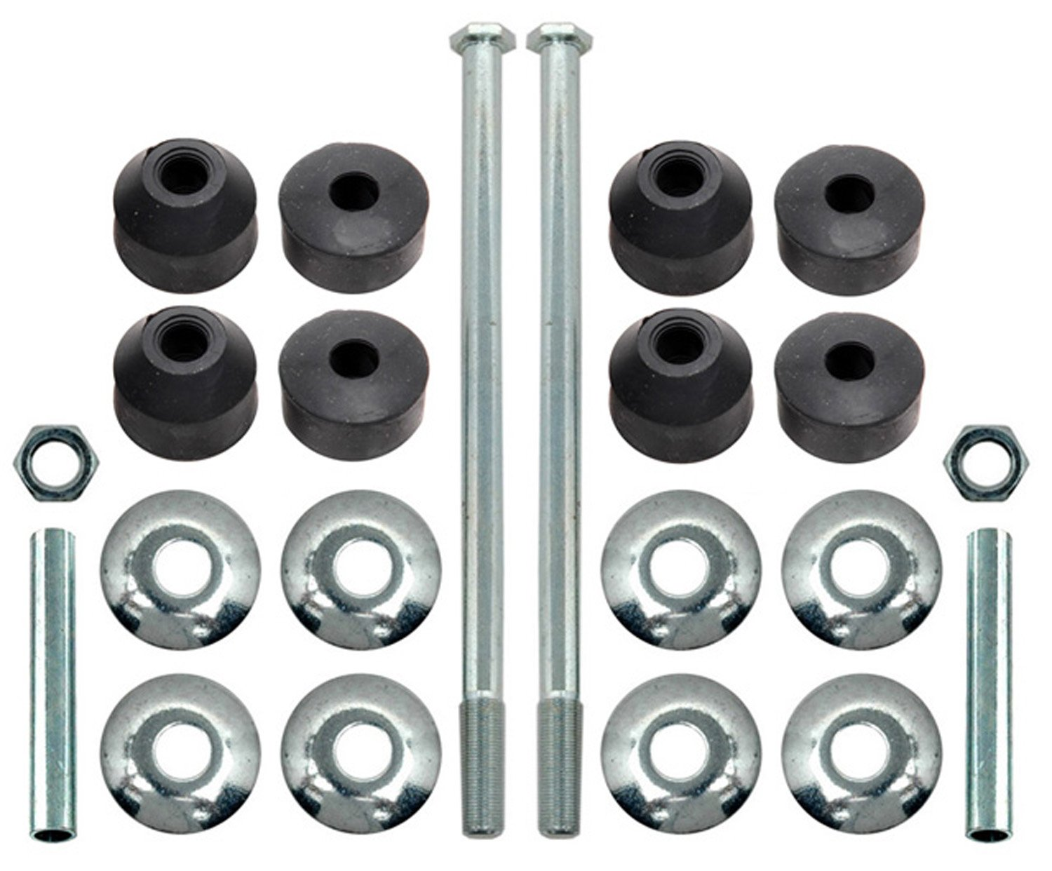 Suspension Stabilizer Bar Link Kit Front ACDelco Pro 45G0114