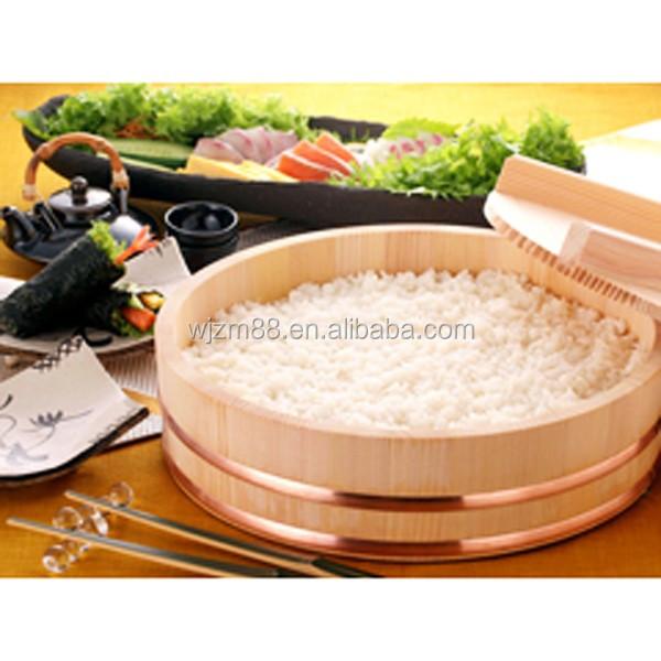 Pine Wood Hangiri Wooden Sushi Rice Tubs Wholesale Buy