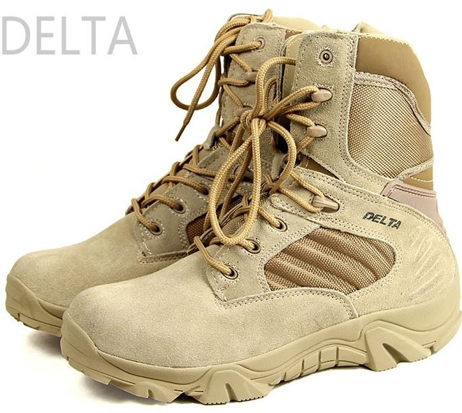 Chaussures Militaires Desert