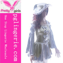 Luxury french princess wedding dress sexy cosplay costumes,princess carnival theme party dress