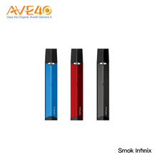 New 2018 Smoktech 2ml Ecig Pod 16W Electronic e cigs 250mAh SMOK Infinix Vapor Pen Kit