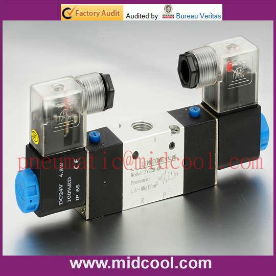 3V220-08 3 Way электромагнитный клапан 24 вольт rexroth гидравлический