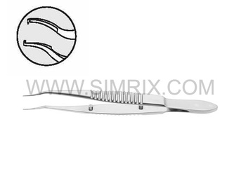 Lims Corneoscleral Suture Forceps 0 12Mm Teeth, W/Tying Platforms, View  surgical scissors and forceps, SIMRIX Product Details from SIMRIX SURGICAL  CO
