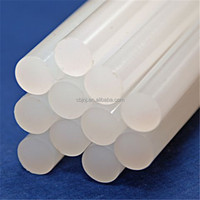 adhesive crystal clear hot melt glue waterproof hot glue sticks