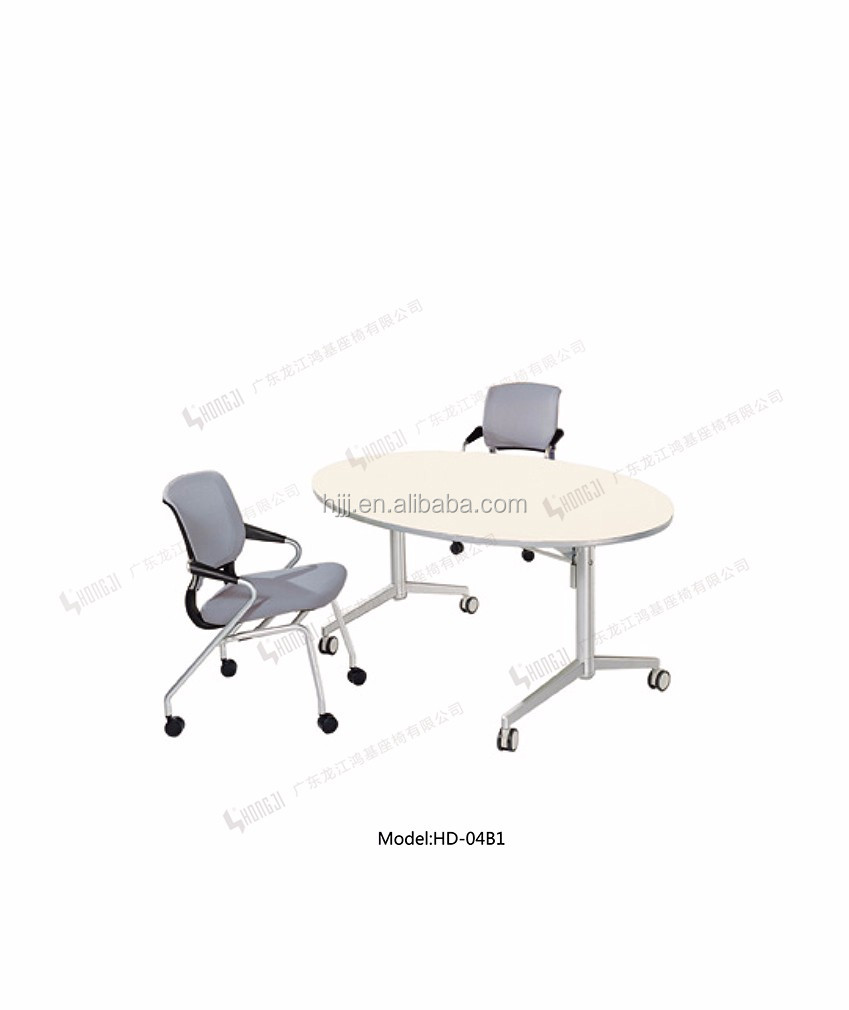 Sectional Folding Conference Or Training Room Table HDBV For - Sectional conference table