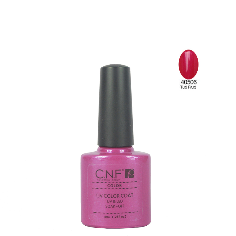 Color 40506 choose from nail gel polish UV Lacquer for nail art soak off gel nail