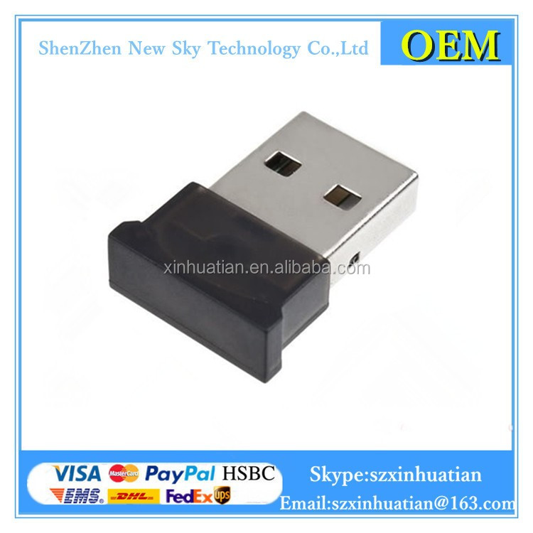 Mini Bluetooth v2.1+EDR USB Wireless Adapter Dongle with XP Vista MAC