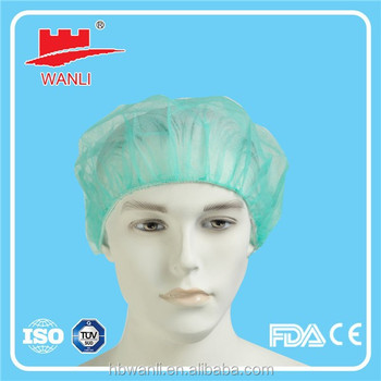 China Factory Pp Surgical Head Cover Pattern Bouffant Cap - Buy ... a601c889ea4