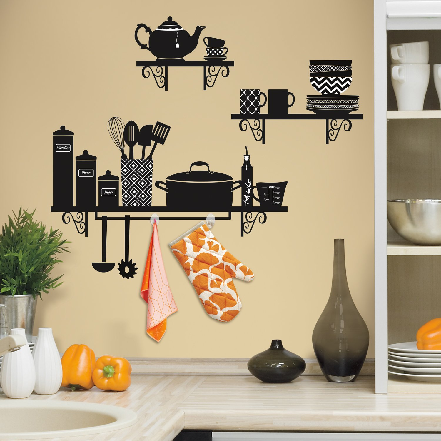 Cheap Kitchen Wall Decals Quotes, find Kitchen Wall Decals Quotes ...