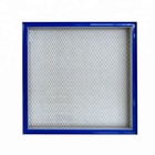 clean room air shower HEPA Filter unit with Fluid Tray