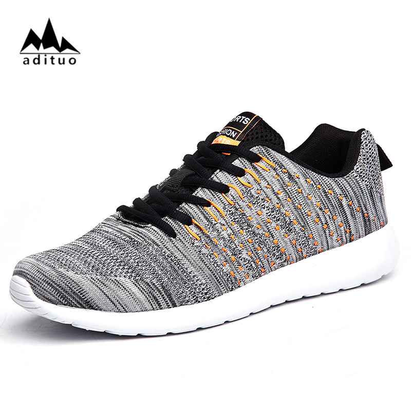Summer Air Mesh Net Gauze Breathable Loafers Flat Man Casual Shoe