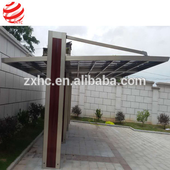 Tractor Canopy Aluminum Stainless Steel Waterproof