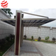 Tractor Canopy Aluminum Stainless Steel Waterproof Cantilever Carport