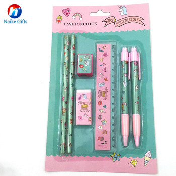 cb04b8157fec Unicorn Kids Stationery Sets School Supplies Stationery - Buy Stationery  Set,Kids Stationery Set,School Stationery Set For Kdis Product on  Alibaba.com