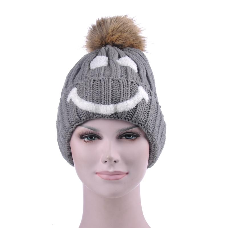 3294ba0d286 China Grey Wool Cap