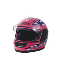 T071 Women Full Face Injected New Material ABS PP Shell Motorcycle Helmet