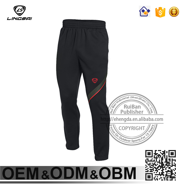 Wholesale embroidered pants 100% bamboo fiber quick dry Pants for men running pants shorts manufacturer OEM