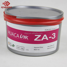 High gloss solvent based paper printing ink offset ink