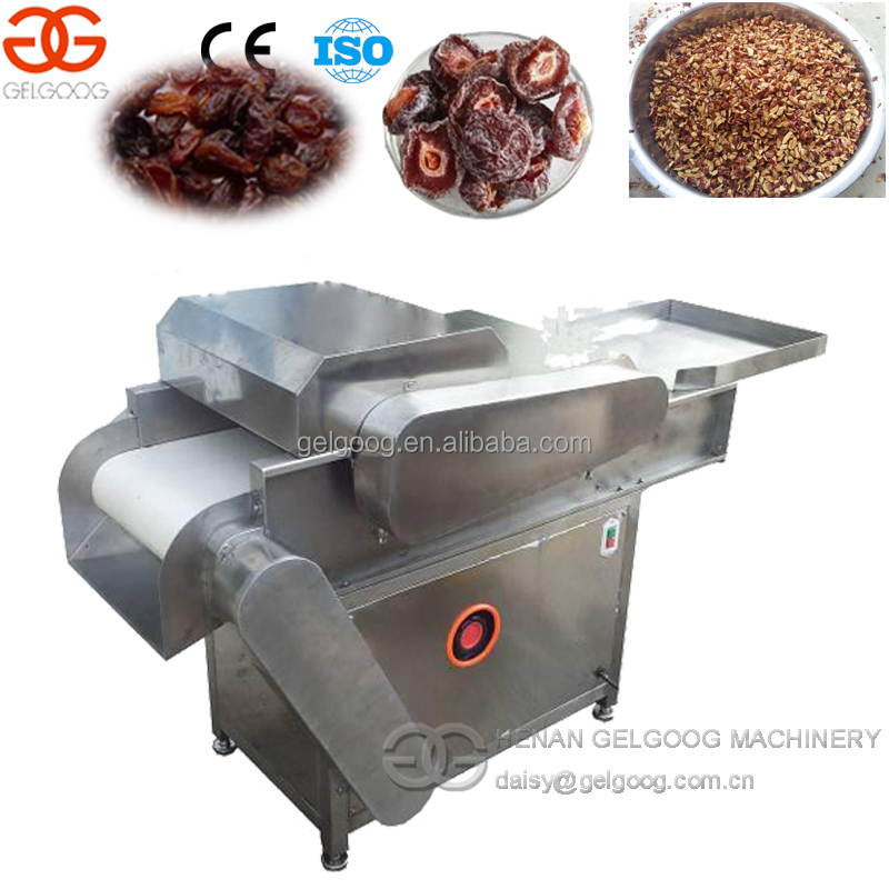 Dried fruit processing machine Preserved fruit Cutting machine for sale