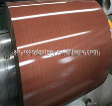 Good Supplier Of PPGI PPGL GI GL Steel Roofing Sheet From Xingfu Industrial Park