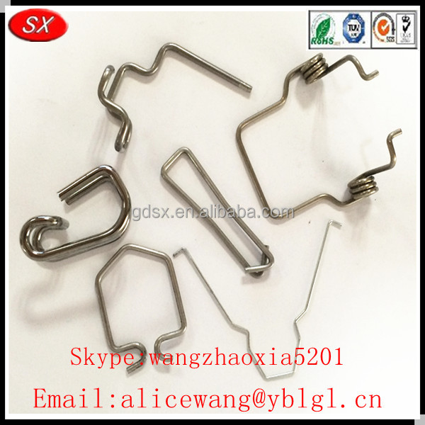 HTB1_5xgFFXXXXblapXXq6xXFXXXG iso9001 custom stainless steel wire harness clips,wire form spring Spring Steel Clips Catalog at crackthecode.co