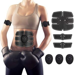 Colorful High Frequency Muscle Stimulator At Home