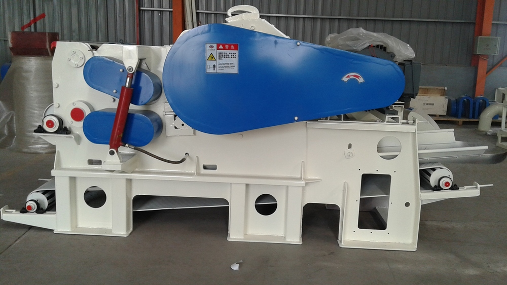 China Supplier Manufacturer Heavy Wood Chipper Drum Wood Chipper ...