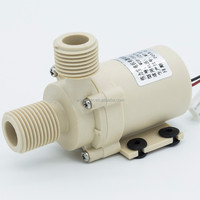 Low price newest ultra-silence electric brushless mini pump water pump