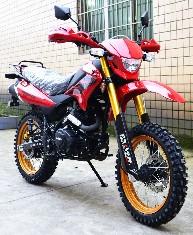 Chinese attractive price best adult dirt bike 250cc for sale