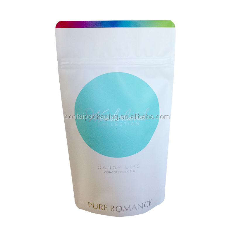 BPA free custom printing packaging nutrition powder dry food chocolate cookies bags