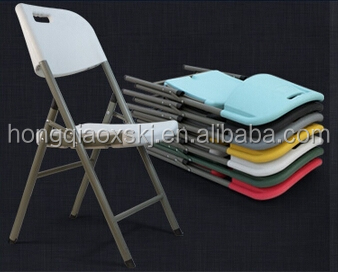 Garden furniture plastic folding chair,colored outdoor cheap plastic chairs for sale