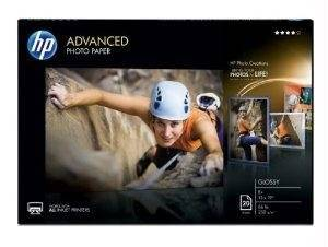 "Hewlett Packard Hp Advanced Photo Glossy 13X1920sht ""Product Category: Office Machines And Supplies/Paper/Labels/Transparencies/Plastic Card / Small Format Cut Sheet Output Media"""